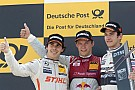 Ekstrom loses the Norisring win, Wickens declared the victor