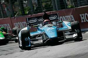 IndyCar Race report Frenchmen Pagenaud and Vautier 12th and 16th on Bastille Day in Toronto