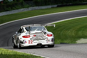 ALMS Preview MacNeil and Bleekemolen motivated for Mosport in resurrected Porsche