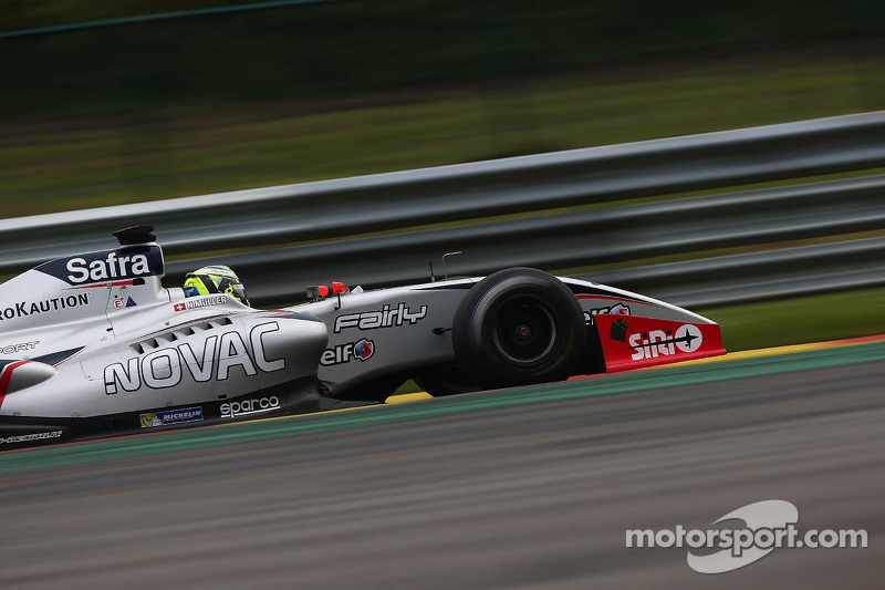 Mixed day for Draco Racing in Red Bull Ring