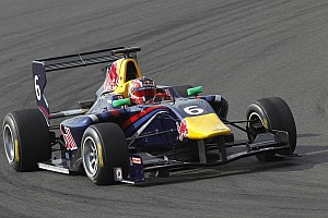 GP3 Practice report Kvyat fastest in opening practice in Budapest