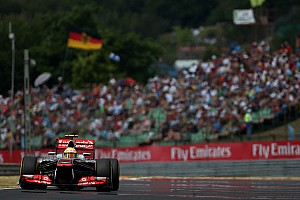 Formula 1 Qualifying report Pérez qualified in 9th, Button will start from 13th position at Hungaroring