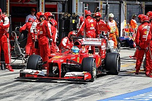 Formula 1 Breaking news Ferrari 'not pleased' with latest Pirelli shakeup