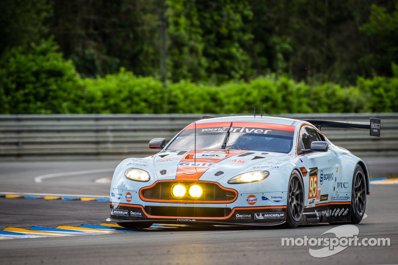 Young Driver AMR to continue in FIA WEC