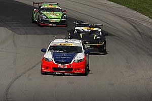 PWC Race report Double podium for RealTime Acuras at Mid-Ohio