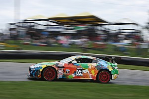 PWC Race report TRG-AMR drivers make solid gold debut at Mid-Ohio