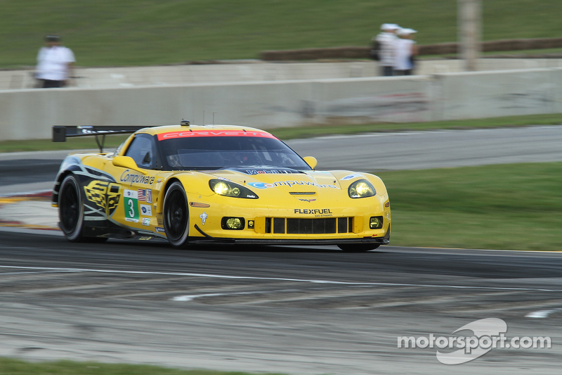 Solid starts for Corvette Racing at Road America