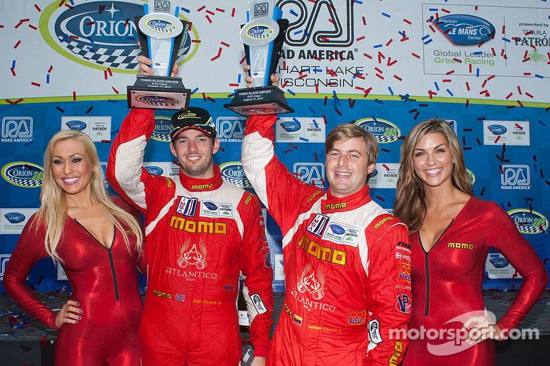 MOMO NGT Motorsport collects another podium finish at Road America