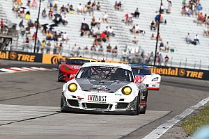Grand-Am Race report Park Place Motorsports returns to victory lane at Road America