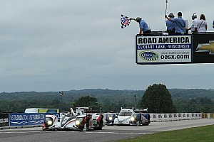 ALMS Race report Pickett Racing picks up fifth consecutive victory this season at Road America