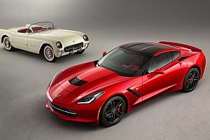Vintage Breaking news America's iconic Corvette takes center stage in Monterey
