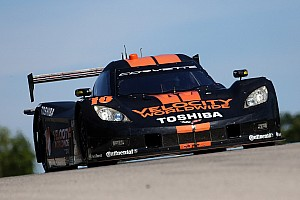 Grand-Am Preview Max Angelelli and Jordan Taylor set for inaugural SFP Grand Prix at Kansas Speedway