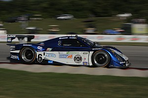 Grand-Am Qualifying report Front row start for Yacaman at Kansas