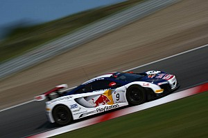 Blancpain Sprint Race report Slovakia Ring: Second victory for Sébastien Loeb Racing