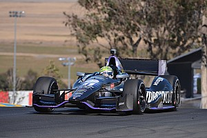IndyCar Qualifying report KV Racing Technology has frustrating qualifying session at Sonoma