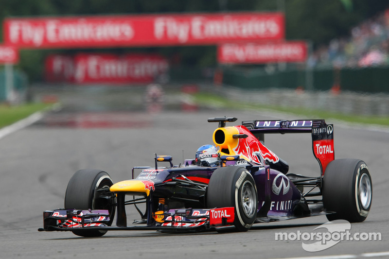 Red Bull plays down chance of Monza dominance