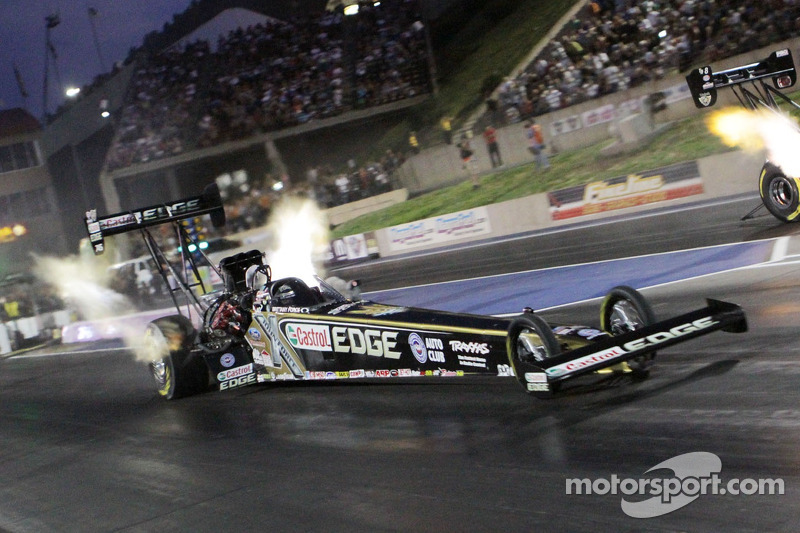 B.Force, Tasca III, Johnson and Smith lead Friday qualifying at U.S. Nationals in Indianapolis