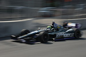 IndyCar Qualifying report KV Racing Technology has frustrating  Grand Prix of Baltimore qualifying session