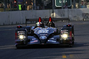 ALMS Race report Level 5 wins wild race in Baltimore