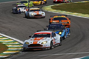WEC Race report Disappointing end after thrilling performance for Young Driver AMR at Sao Paulo