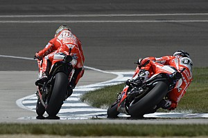 MotoGP Race report Hayden eighth, crash for Dovizioso at Silverstone