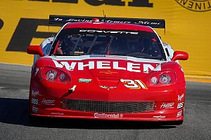Grand-Am Race report Taylor, Angelelli win going away at Laguna Seca in No. 10 Corvette DP