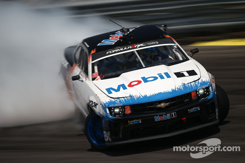 Series to hold a drift demo at the Circuit of The Americas
