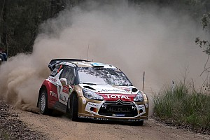WRC Race report Mikko salvages podium spot at Australia Day 3