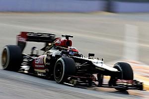 Formula 1 Breaking news Back pain almost sidelines Raikkonen in Singapore