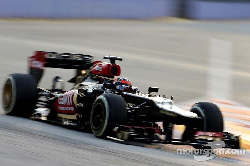 Back pain almost sidelines Raikkonen in Singapore