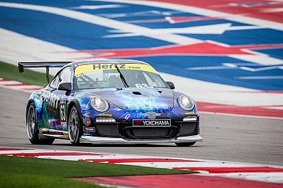 Mark McKenzie joins EFFORT Racing at COTA