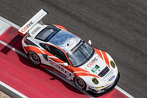 ALMS Race report Third-place PC finish for CORE at COTA follows major GT Porsche announcement