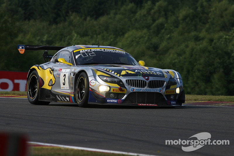 Marc VDS Racing claimed its first ever championship title at Nürburgring