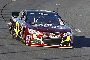 NASCAR Cup Commentary Pit stop slide hurts Gordon's race, title aspirations