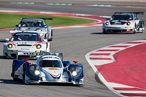 ALMS Race report In a uneventful race, Dyson Racing is second at COTA