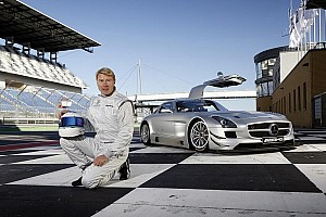 GT Breaking news Mika Hakkinen joins Erebus Motorsport for GT Asia event
