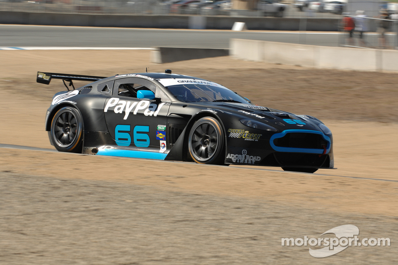 TRG-AMR North America returns to Grand-Am for the season finale