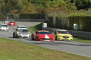 Grand-Am Race report Ferrari sweeps GT-Class Championships at Lime Rock