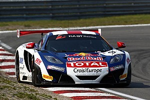 Blancpain Sprint Race report Sebastien Loeb Racing reign in Spain