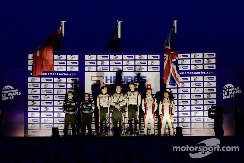 3 Hours of Paul Ricard: Murphy Prototypes race winners with the ORECA 03