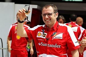 Formula 1 Breaking news Ferrari 'thought hard' about signing Hulkenberg - boss