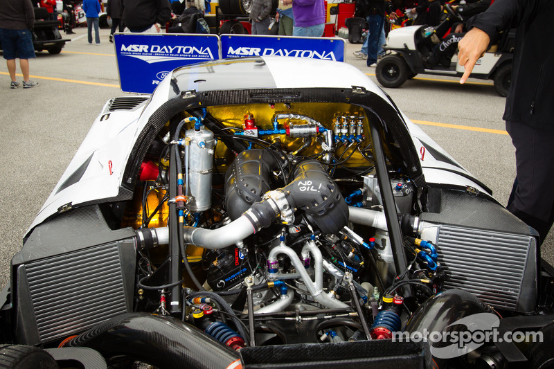 Michael Shank Racing set for EcoBoost from Ford