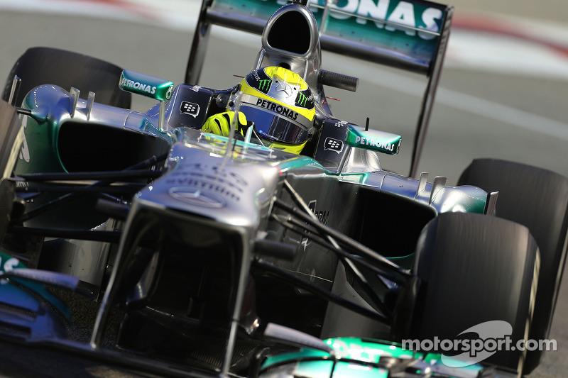 Rosberg and Hamilton look forward to the Korean Grand Prix