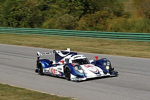 ALMS Qualifying report Smith turns the tables for Dyson at VIR, captures P1 Pole