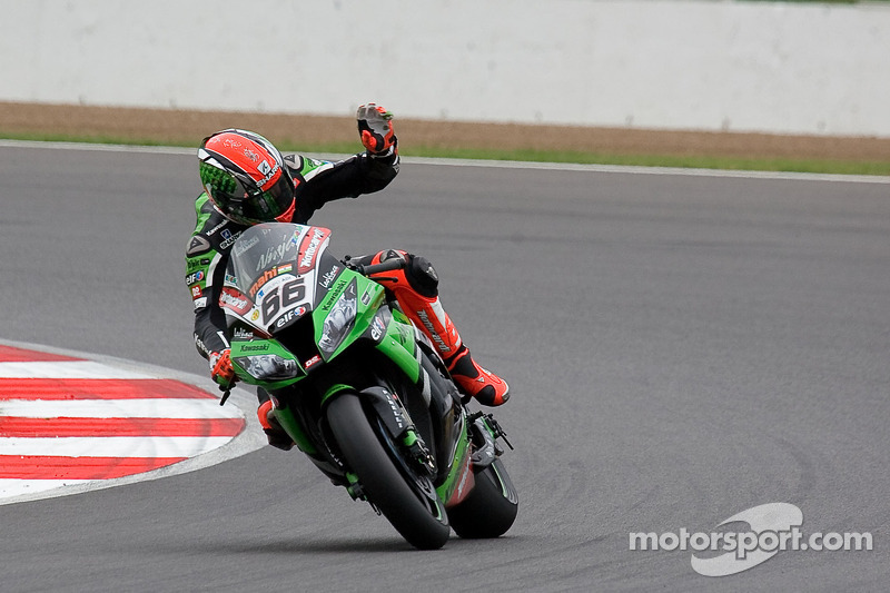 Sykes makes it eight in today's Superpole at Magny-Cours