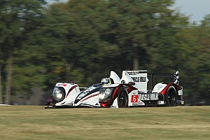 ALMS Race report Great team effort gives Pickett Racing eighth consecutive victory at VIR