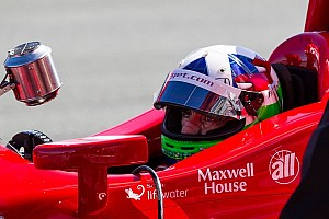 IndyCar Breaking news Dario Franchitti update - Chip Ganassi Racing