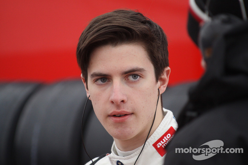 John Bryant-Meisner all set for FIA Formula 3 European Championship debut