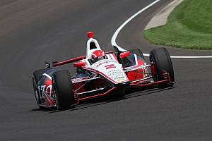 IndyCar Breaking news  AJ Allmendinger back with Penske for IndyCar finale in California