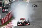 Pirelli explosion 'unacceptable' - Perez